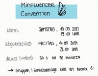 Minfluencer Convention
