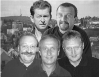 Ü-50-Party Faschingsgaudi Fröhliche Runde